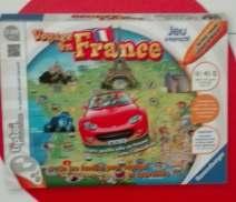 Découvertede la France