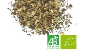 tisane d'allaitement avec du fenouil/anis/mélisse et carvi