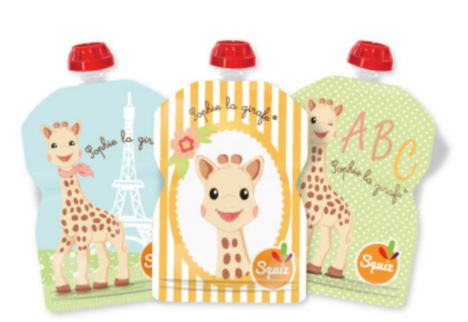 collection Sophie la giraphe